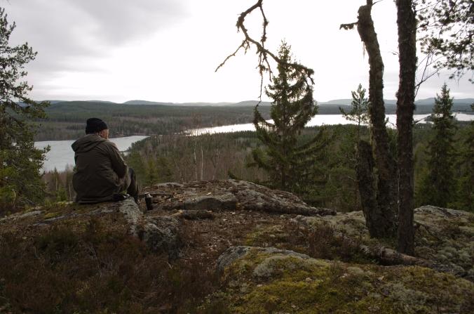 tjuvberget utsikt